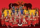 Kids of India bringen Hirschauer Fasching auf Touren